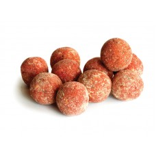 1 KG Soluble boilies Hot Chili
